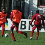 #013 Training Session for Creative Combination Play
