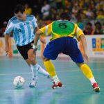 #128 Futsal Techniques and Tactics